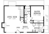 1350 Sq Ft House Plan Colonial Style House Plan 3 Beds 2 00 Baths 1350 Sq Ft