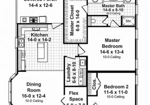 14 X 40 House Plans Shed Floor Plans attractive 14 40 Floor Plans Awesome 12