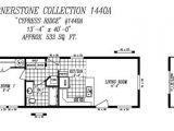 14×40 House Floor Plans 14×40 Mobile Home Mobile Home Catalog Of Floor Plans