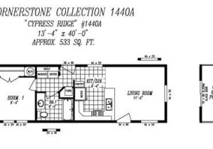 14×40 House Floor Plans 14×40 Mobile Home Mobile Home Catalog Of Floor Plans