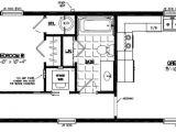 14×40 House Floor Plans 16×40 Cabin Floor Plans Joy Studio Design Gallery Best