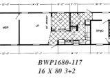 14×60 Mobile Home Floor Plans Mobile Home Floor Plans Alabama