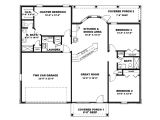 1500 Sf House Plans 1500 Square Foot Floor Plans Homes Floor Plans