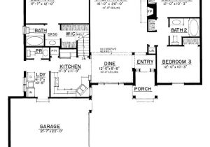 1500 Sq Ft Home Plans 1500 Sq Ft Floor Plans Lots Of Space In 1500 Sq Ft