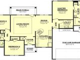 1500 Sq Ft House Plans 3 Bedrooms 1100 Square Feet 1500 Square Feet 3 Bedroom House Plan