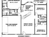 1500 Sq Ft House Plans 3 Bedrooms 1500 Sq Ft House Plans Beautiful and Modern Design