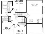 1500 Sq Ft House Plans 3 Bedrooms Traditional Style House Plan 3 Beds 2 50 Baths 1500 Sq