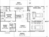 1500 Sq Ft House Plans with Garage 1500 Square Feet Floor Plans Home Deco Plans