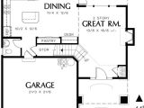 1500 Sq Ft House Plans with Garage Traditional Style House Plan 3 Beds 2 5 Baths 1500 Sq Ft