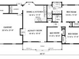 1500 Sq Ft Ranch House Plans with Basement 1500 Sq Ft House Plans 1300 Square Feet Floor Plan Http