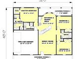 1500 Sq Ft Ranch House Plans with Basement House Plans 1500 Sq Ft and Under