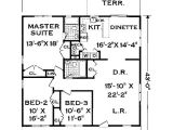 1500 Square Foot House Plans One Story Country House Plan 3 Bedrooms 2 Bath 1500 Sq Ft Plan