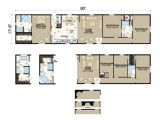 16 by 80 Mobile Home Floor Plans 16 X 80 Mobile Home Floor Plans Mobile Home Plans Ideas