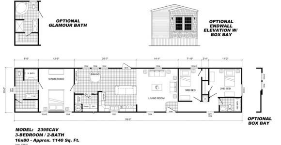 16 by 80 Mobile Home Floor Plans Mobile Home Floor Plans 16×80 Mobile Homes Ideas