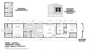 16 X 80 Mobile Home Floor Plans Mobile Home Floor Plans 16×80 Mobile Homes Ideas