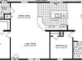 1600 Sq Ft Home Plans the Tnr 46015b Manufactured Home Floor Plan Jacobsen Homes