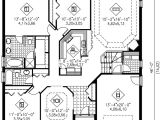1600 Sq Ft Home Plans Traditional Style House Plan 3 Beds 2 Baths 1600 Sq Ft