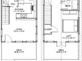 16×20 House Floor Plans 16×20 House Plans Home Deco Plans