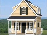 16×20 House Plans 16×20 Tiny House 574 Sq Ft Pdf Floor Plan Model 4