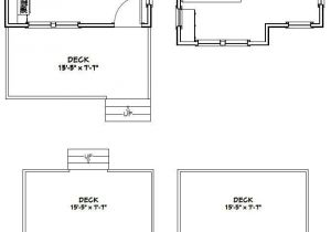 16×20 Tiny House Plans 17 Best Images About Blue Prints On Pinterest Small