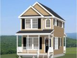 16×28 House Plans 16×28 Tiny House Pdf Floor Plan 854 Sq Ft Model 4