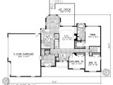 1700 Sf Ranch House Plans 1700 Square Feet House Plan House Design Plans