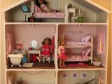 18 Doll House Plans Doll House Plans for American Girl or 18 Inch Dolls 5 Room