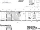 18 Wide Mobile Home Floor Plans 18 Foot Wide Mobile Home Floor Plans
