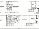 18 Wide Mobile Home Floor Plans Cool 18 X 80 Mobile Home Floor Plans New Home Plans Design