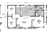 18 Wide Mobile Home Plans 18 Foot Wide Mobile Home Floor Plans
