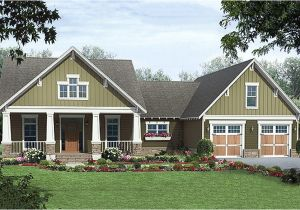 1800 Sq Ft Craftsman Style House Plans Craftsman Style House Plan 3 Beds 2 Baths 1800 Sq Ft
