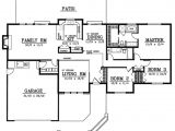 1800 Sq Ft House Plans with Bonus Room Traditional Style House Plan 3 Beds 2 00 Baths 1800 Sq