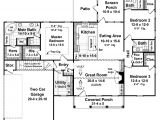 1800 to 2000 Sq Ft Ranch House Plans 1800 Square Foot Ranch House Plans Smalltowndjs Com