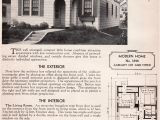 1930s Home Plans 92 Craftsman Bungalow House Plans 1930s Sears Roebuck