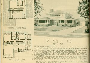 1950s Home Floor Plans House Plans From the 1950s Home Deco Plans