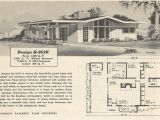 1950s Home Plans Vintage House Plans 163 Antique Alter Ego