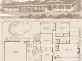 1960039s Home Plans 1960s Ranch House Plans 141 Best Ranch Images On Pinterest