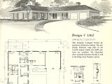 1960039s Home Plans Vintage House Plans 1362 Antique Alter Ego