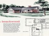1960s Home Plans 1960 Beachwood House Plan A Photo On Flickriver