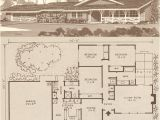 1960s Home Plans Design No Plan No 3724 C 1960 Ranch and Modern Homes