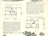 1960s Home Plans Vintage House Plans 1024