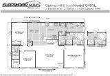 1997 Fleetwood Mobile Home Floor Plan 1997 Fleetwood Mobile Home Floor Plan Luxury Mobile Home