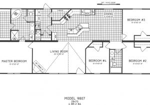 1998 Fleetwood Mobile Home Floor Plans Beautiful 1998 Fleetwood Mobile Home Floor Plans New