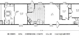 1998 Fleetwood Mobile Home Floor Plans New 1997 Fleetwood Mobile Home Floor Plan New Home Plans
