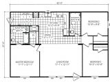 1999 Champion Mobile Home Floor Plans 1999 Champion Mobile Home Floor Plans