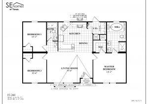 1999 Champion Mobile Home Floor Plans 1999 Oakwood Mobile Home Floor Plans