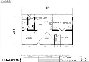 1999 Champion Mobile Home Floor Plans astonishing 1999 Oakwood Mobile Home Floor Plans Photos