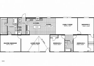 1999 Redman Mobile Home Floor Plans 1997 Champion Mobile Home Floor Plan