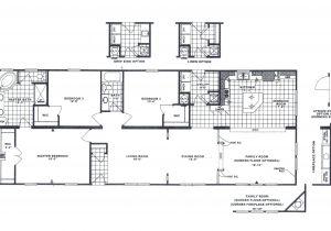 1999 Redman Mobile Home Floor Plans 1999 Oakwood Mobile Home Floor Plans