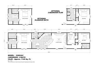 1999 Redman Mobile Home Floor Plans 1999 Redman Mobile Home Floor Plans Best Of 16 80 Mobile